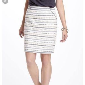 Anthropologie Tabitha Sailing Lace Skirt
